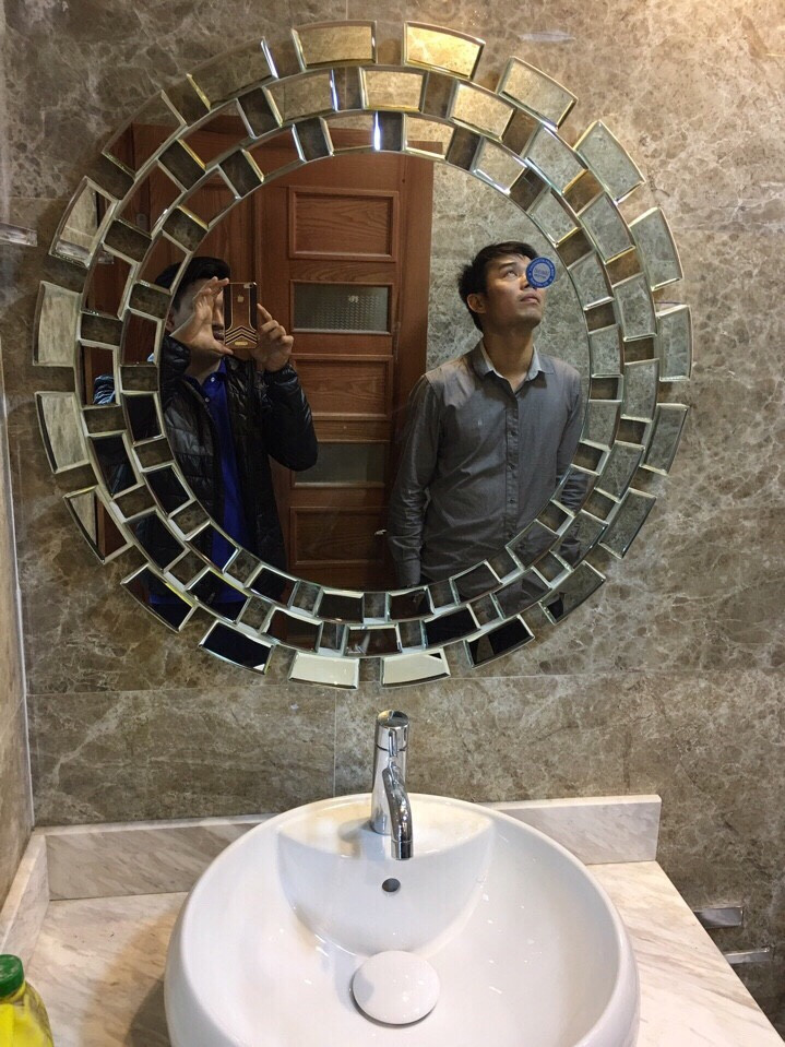 Gương nhà tắm hà nội