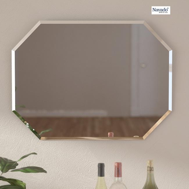 Gương treo phòng tắm 101C