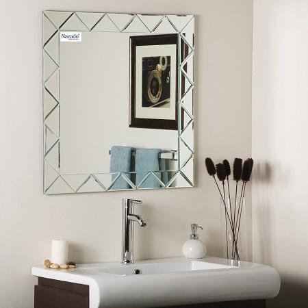 gương trang trí phòng tắm NAV910