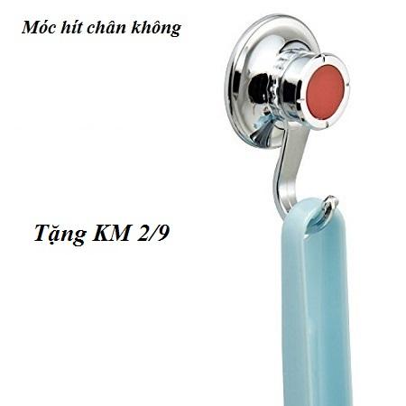 Móc hít chân không inox GS-3605