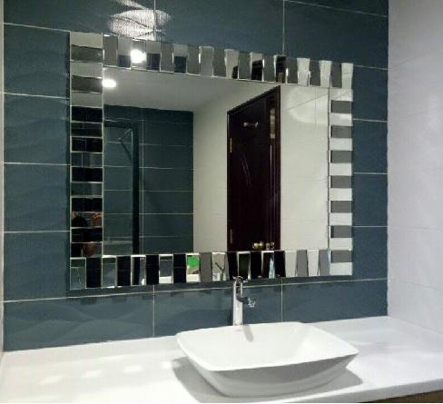 Gương trang tríphòng tắm Mystery big