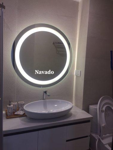 Gương đèn led phòng tắm 101C