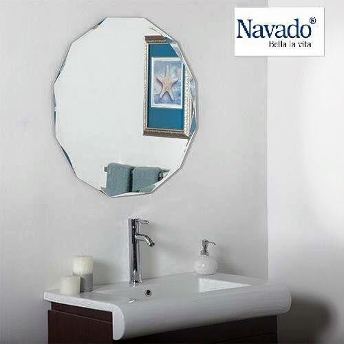 Gương phòng tắm 540D