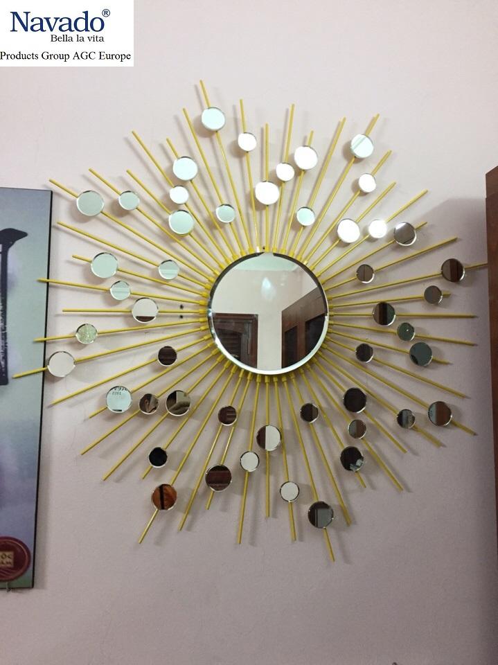 Gương trang trí tường