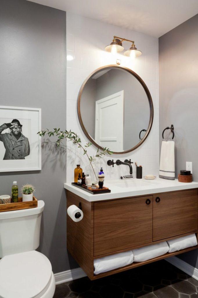 Gương phòng tắm tphcm navado