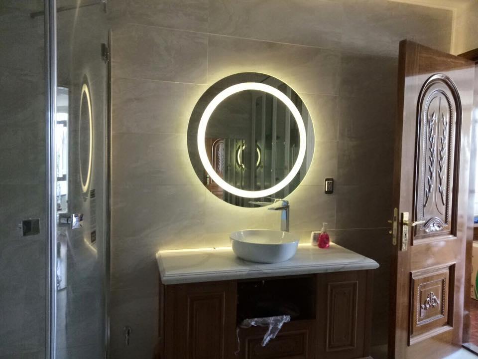 Gương treo phòng tắm navado