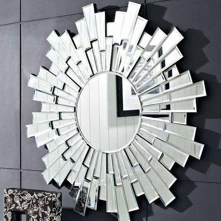 Gương trang trí nội thất