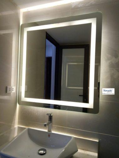 Gương phòng tắm đèn led