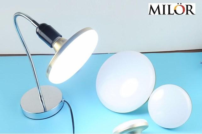 Đèn bàn học chống cận sử dụng công nghệ led giúp bảo vệ mắt tối ưu
