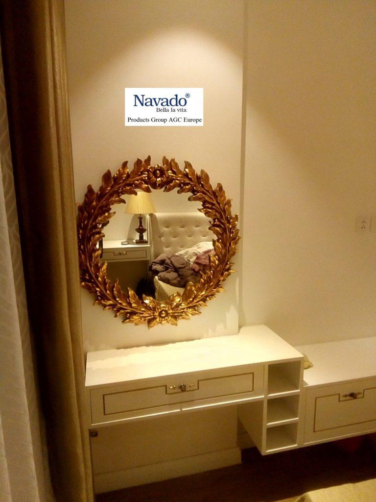 Gương bàn trang điểm Hải Phòng