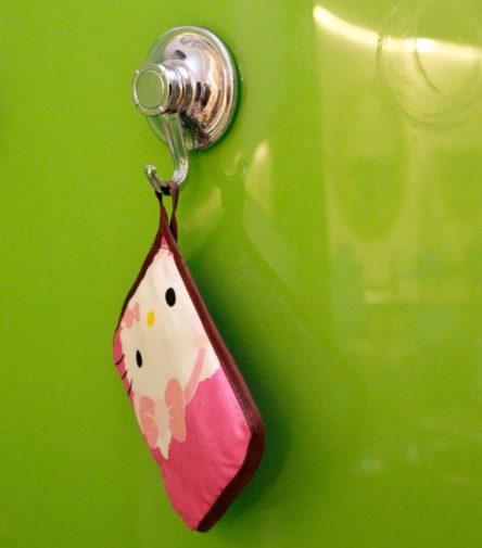 Tiết kiệm không gian với kệ đựng đồ phòng bếp
