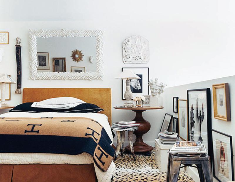 Mua gương trang trí phòng ngủ