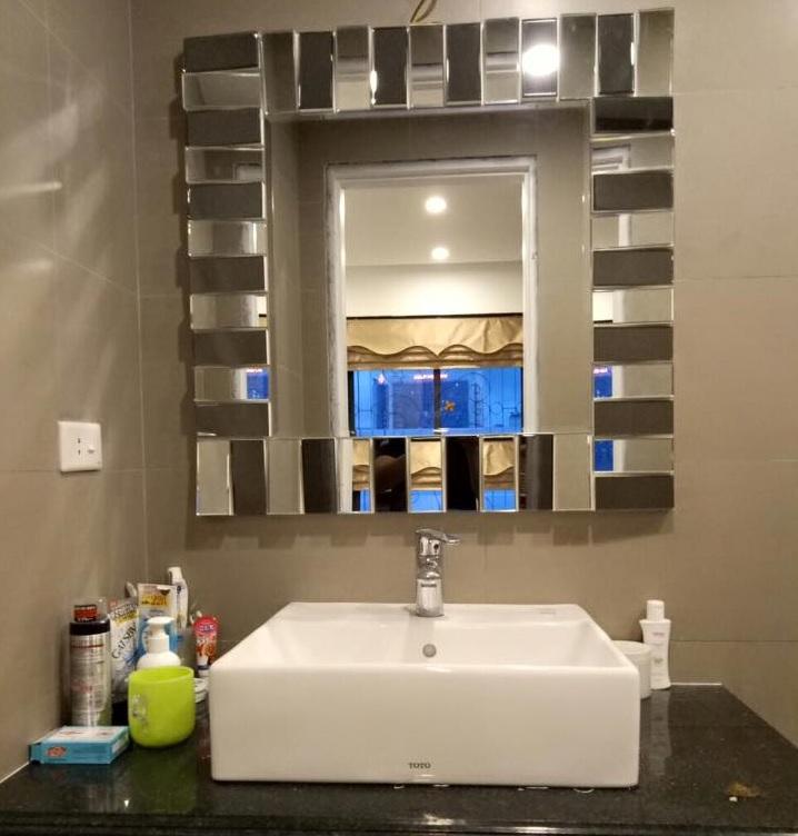 Gương phòng tắm nghệ thuật metasy