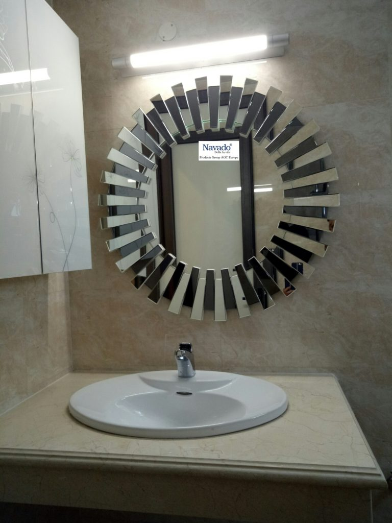 gương phòng tắm tphcm