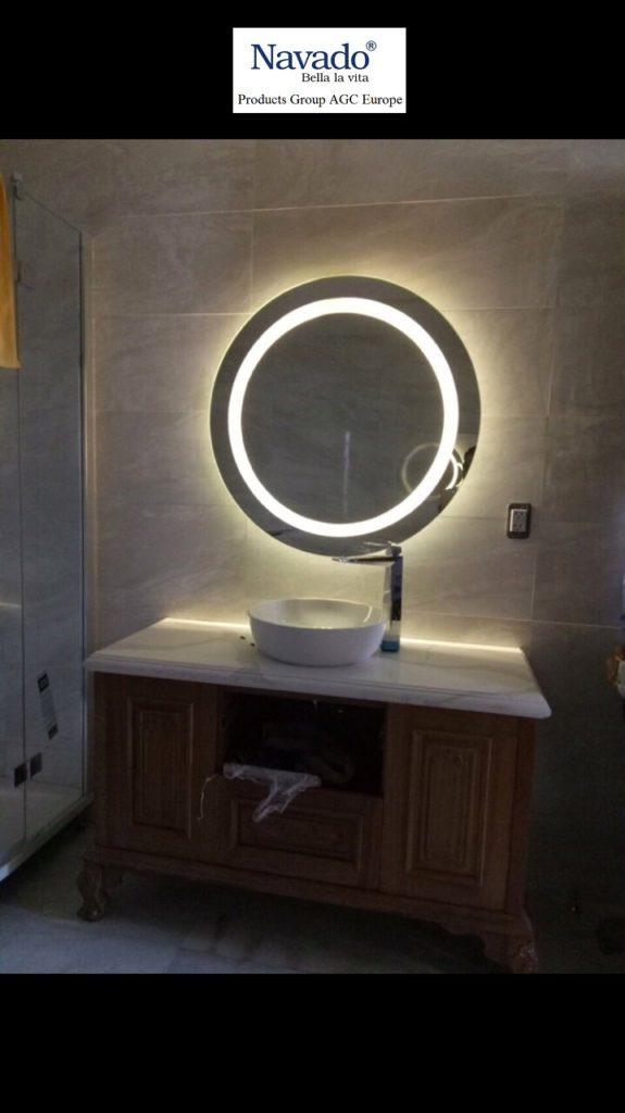 10 gương phòng tắm đẹp nhất Việt Nam