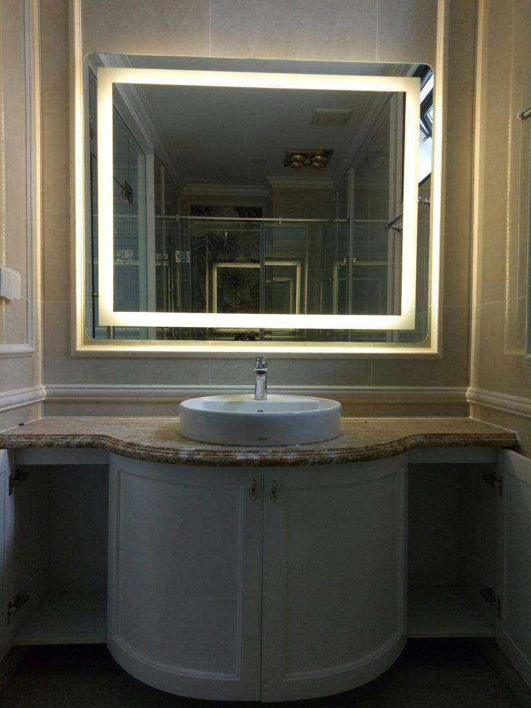 gương nhà tắm cao cấp