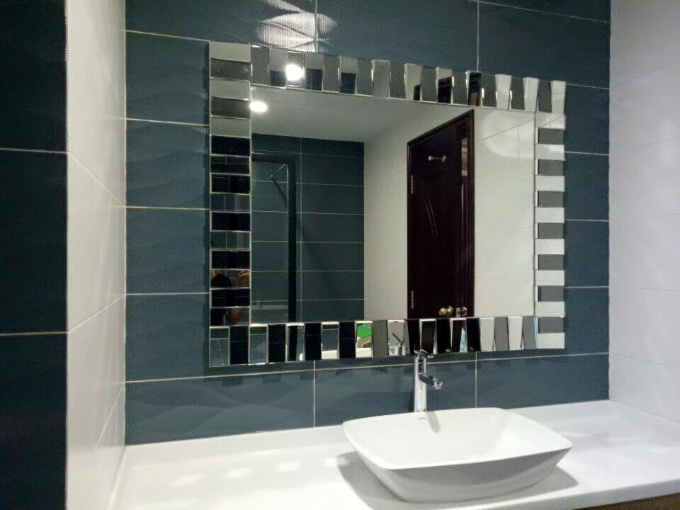 Gương phòng tắm nghệ thuật mystery