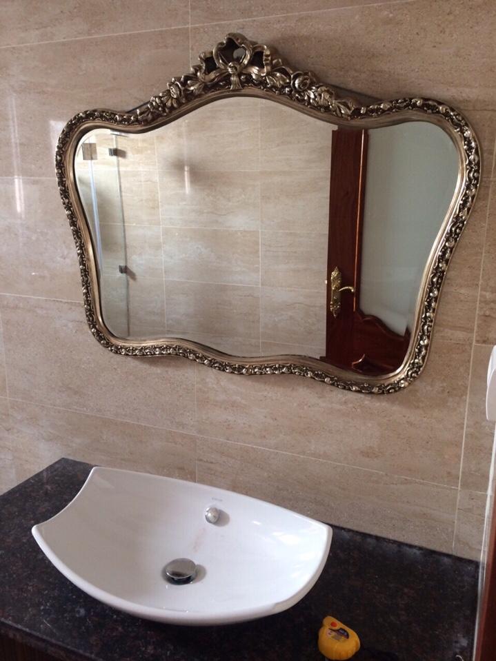 Gương phòng tắm đẹp navado