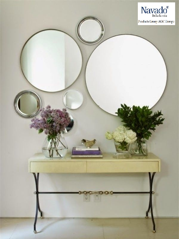Gương phòng tắm cao cấp