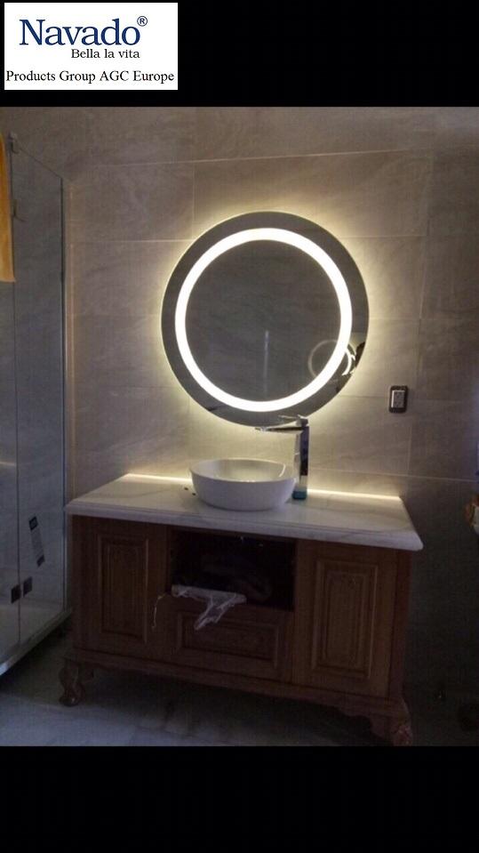 Gương phòng tắm hải dương