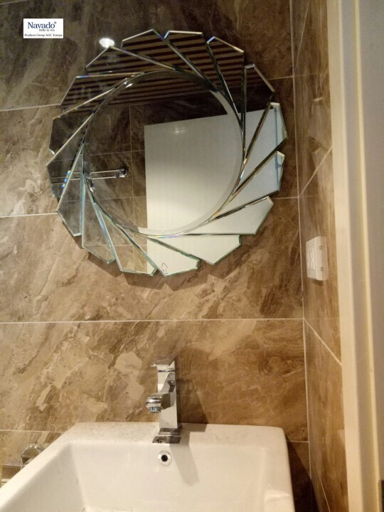 Gương thiết bị vệ sinh