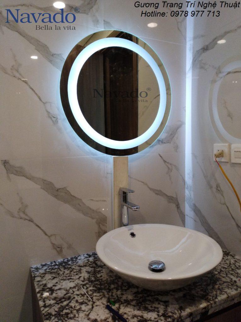 Các loại gương phòng tắm TPHCM