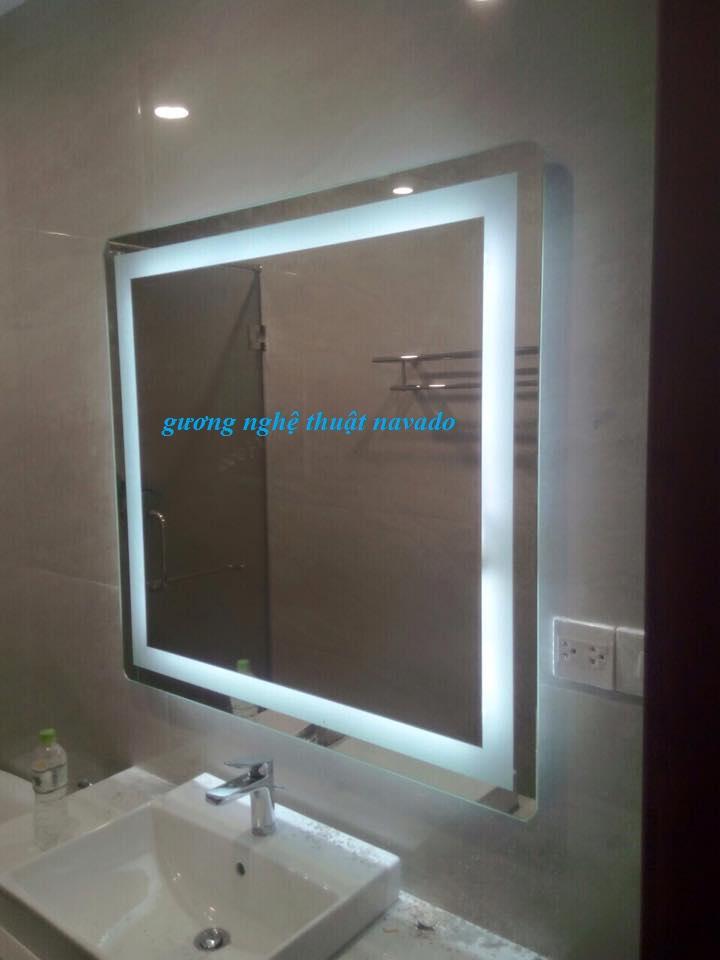 Gương phòng tắm hưng yên