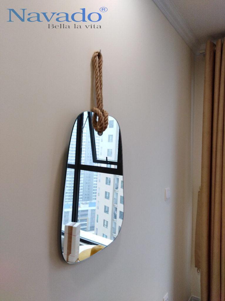 Gương trang trí thái bình, gương nghệ thuật thái bình ,gương phòng tắm thái bình,gương bàn trang điểm thái bình,gương thiết bị vệ sinh thái bình