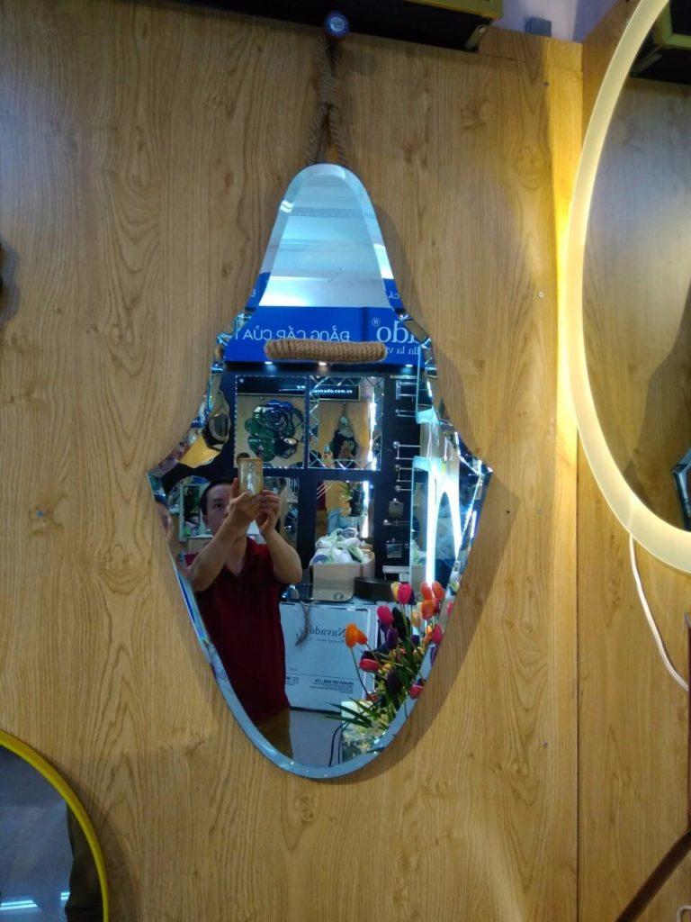 Gương Trang trí Hilton