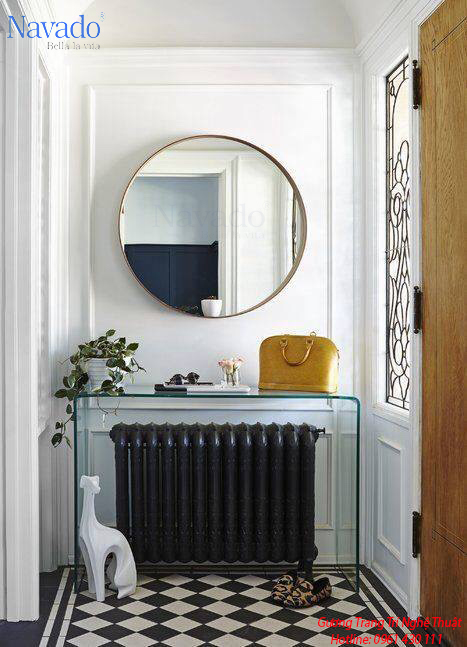 Xu hướng lựa chọn gương phòng tắm 2018