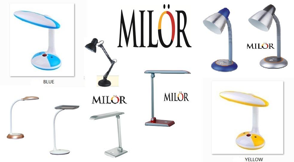 Tiêu chuẩn chọn đèn để bàn làm việc