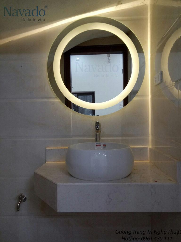 Gương treo tường - Điểm nhấn cho ngôi nhà