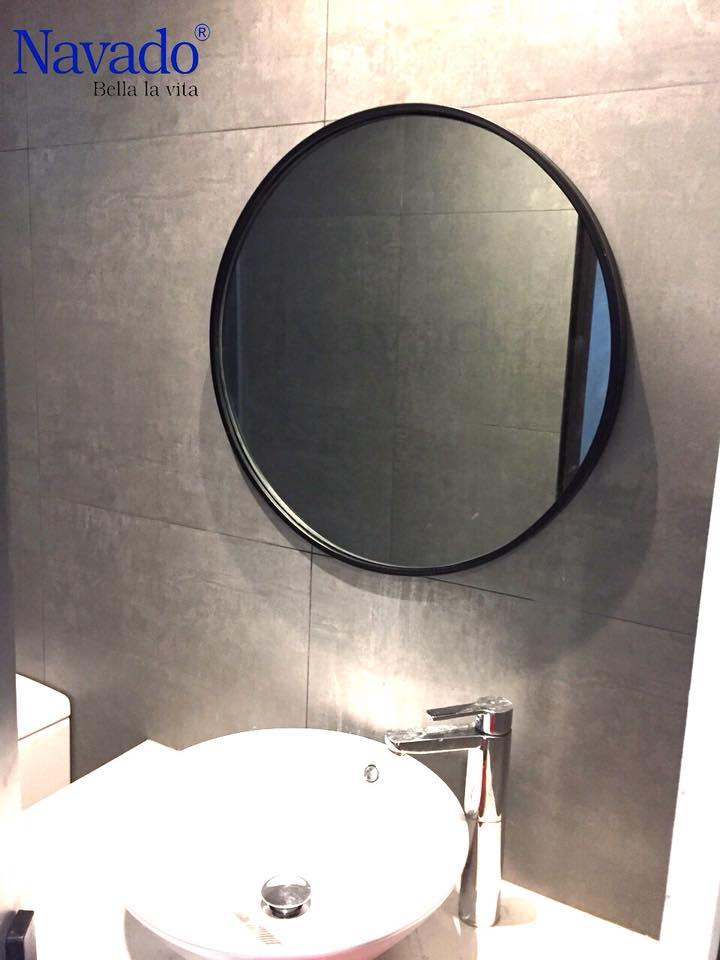 Gương phòng tắm khác biệt