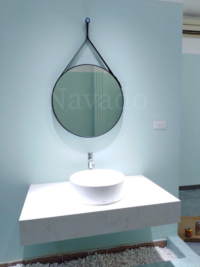 Gương trang trí đặt ở những vị trí nào phù hợp