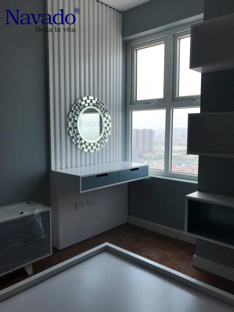 Lợi ích của gương trong trang trí nội thất