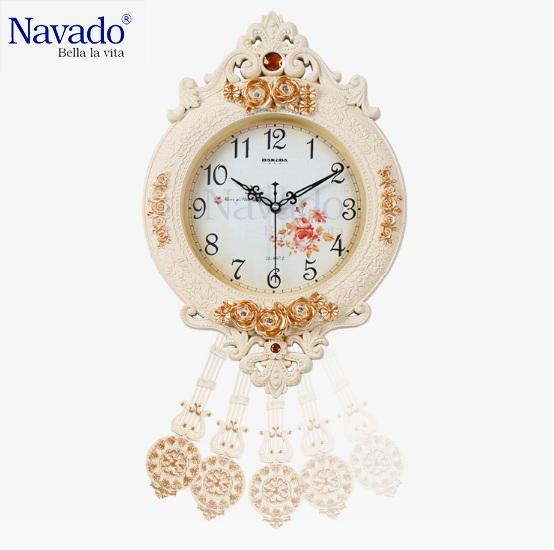 Đồng hồ giả cổ Bông hoa