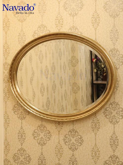 Gương treo tường Iris
