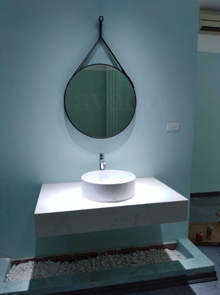 5 tiêu chí của gương soi phòng tắm chất lượng