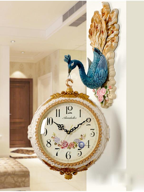 Đồng hồ decor treo tường đẹp và độc đáo