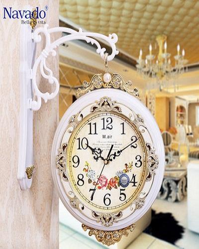 Các loại đồng hồ treo tường đẹp cho ngôi nhà