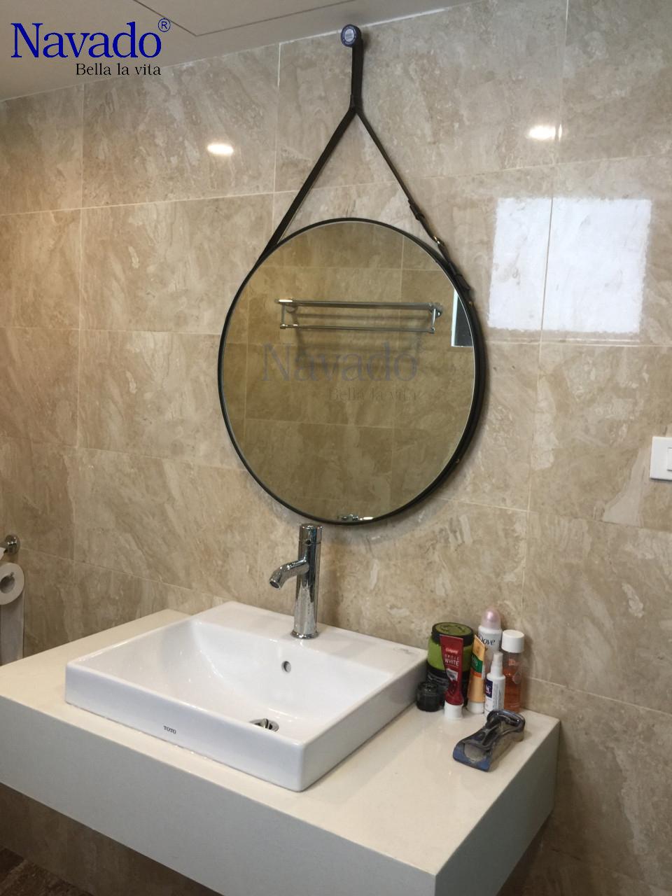 Bí quyết mua gương treo tường Tp HCM phù hợp với nhu cầu