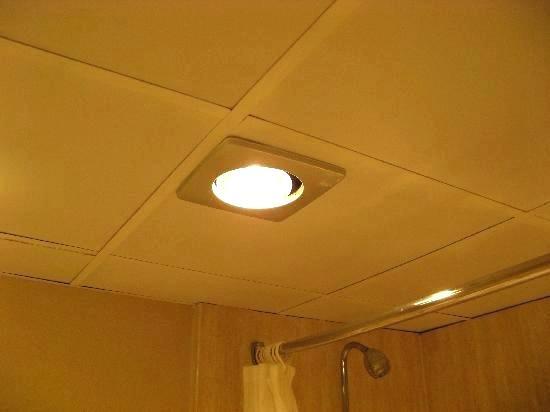 Tác dụng đèn sưởi phòng tắm màu đông