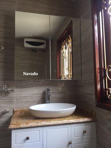 Tủ gương phòng tắm Navado
