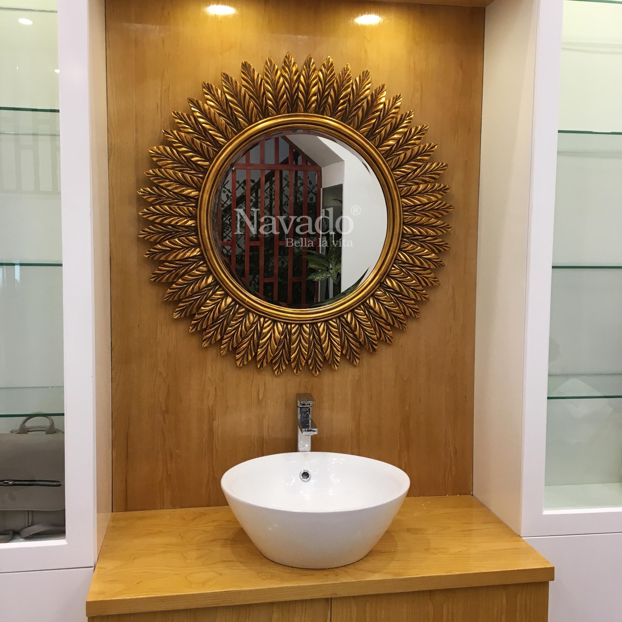 Lý do nên chọn gương phòng tắm treo tường cao cấp cho ngôi nhà bạn