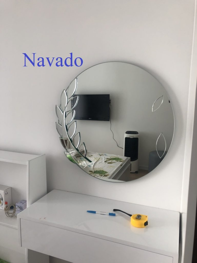 Gương treo tường Elsa