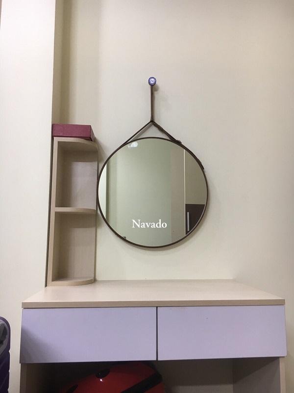 6 mẫu gương bàn trang điểm đẹp và đơn giản khiến bạn muốn mua ngay