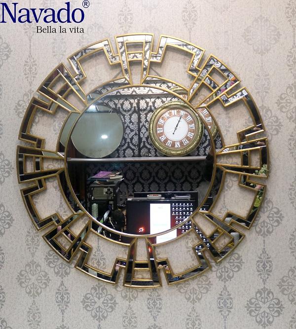 Gương decor trang trí Mikita