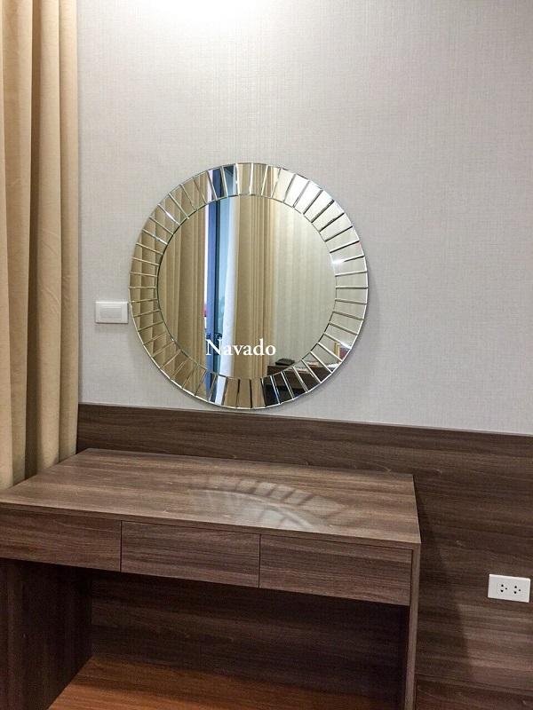 Gương bàn trang điểm the Light