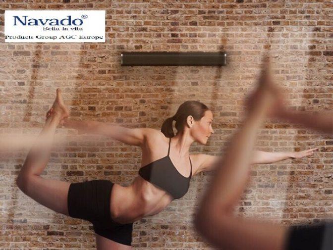 Tại sao nên lựa chọn tấm sưởi cho phòng hot Yoga