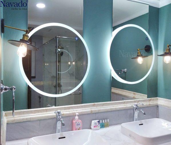 Gương trang trí hiện đại decor